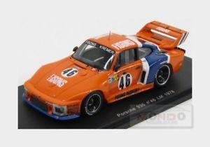 【送料無料】模型車 スポーツカー ポルシェチームポルシェクレーメルレーシング#ルマンスパークporsche 935 team porsche kremer racing 46 24h le mans 1978 spark 143 s2036 mod