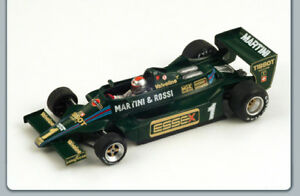 【送料無料】模型車 スポーツカー アンドレッティ#ロングビーチグランプリスパークモデルlotus mandretti 1979 1 4th long beach gp 143 spark s1851 model