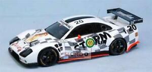 【送料無料】模型車 スポーツカー リスタ#ブラジルスパークモデルlister storm 20 brasil2002 143 spark sp0638 model