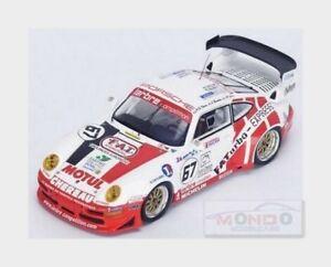 【送料無料】模型車 スポーツカー ポルシェグアテマラ#ルマンドスパークモデルporsche 911 993 gt2 67 24h le mans 1999 de thoisy jarier spark 143 s4450 model