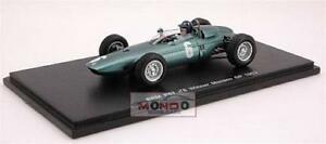 【送料無料】模型車 スポーツカー モナコスパークbrm ghill n6 monaco 1963 143 spark sp1628