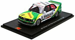 【送料無料】模型車 スポーツカー シリーズワトソンズレースマカオグランプリスパークbmw 3series m3 watsons winner guia race macau gran prix 1991 spark 143 sa051