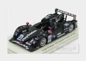 【送料無料】模型車 スポーツカー チーム#ルマンスパークoreca 03 team nissansignatec 23 24h le mans 2012 fmailleux spark 143 s3710 m