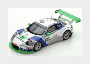 【送料無料】模型車 スポーツカー ポルシェグアテマラモータースポーツ#スパスパークporsche 911 991 gt3 r herberth motorsport 911 24h spa 2017 spark 143 sb167 mod