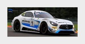 【送料無料】模型車 スポーツカー メルセデスベンツグアテマラチームブラックファルコン#スパスパーク