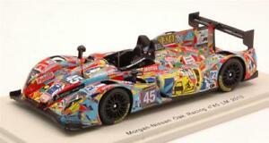 【送料無料】模型車 スポーツカー スパークモデルmorgannissan n45 retired lm 2013 merlinmondolot 143 spark s2599 model