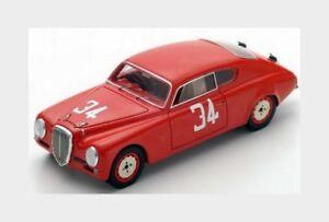 【送料無料】模型車 スポーツカー ランチア#タルガフローリオスパークモデルlancia b20 34 winner targa florio 1952 fbonetto red spark 143 43tf52 model