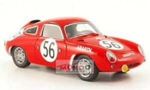 【送料無料】模型車 スポーツカー アバルト#ルマンスパークモデルabarth 700 s 56 le mans 1961 143 spark s1337 model
