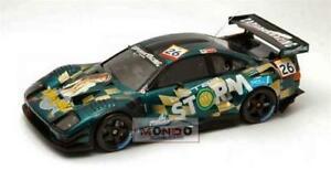 【送料無料】模型車 スポーツカー リスタ#スパークモデルlister storm 26 mm inter2006 143 spark sp0637 model