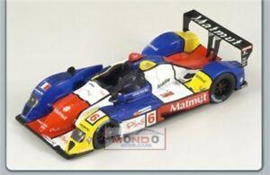 【送料無料】模型車 スポーツカー ルマンスパークcourage oreca lc70e n 6 le mans 2008 spark 143 sp1427