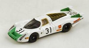 【送料無料】模型車 スポーツカー ポルシェ908n31 43th lm 1968 hherrmannjsiffert 143s3481モデルporsche 908 n31 43th lm 1968 hherrmannjsiffert 143 spark s3481 model