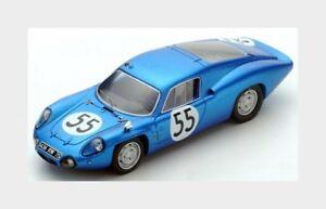 【送料無料】模型車 スポーツカー ルノーアルパイン#ルマンスパークrenault alpine a110 55 24h le mans 1965 cheinisse hanrioud spark 143 s5489 mod