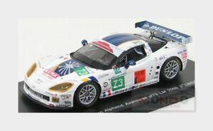 【送料無料】模型車 スポーツカー シボレーコルベットリュックアルファン#ルマンスパークchevrolet corvette c6r luc alphand aventures 73 le mans 2009 spark 143 s1531