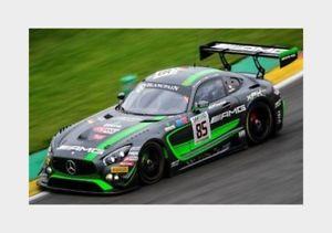 【送料無料】模型車 スポーツカー メルセデスグアテマラチームモータースポーツ#スパスパークモデルmercedes amg gt3 team htp motorsport 85 7th 24h spa 2017 spark 143 sb144 model