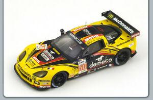 【送料無料】模型車 スポーツカー シボレーコルベット#クラスルマンスパークchevrolet corvette c6 zr1 larbre 50 winclass gte le mans 2012 spark 143 s3733
