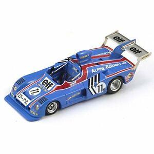 【送料無料】模型車 スポーツカー アルパインルノー#キロスパークモデルalpine 441 renault 11 winner 500km fuji 1978 bluette red spark 143 sj009 model