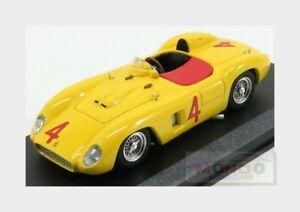 【送料無料】模型車 スポーツカー フェラーリ#ローマフリアイエローアートモデルアートファッションferrari 500tr ch0618 4 roma gp 1956 p frere yellow art model 143 art393 fashion