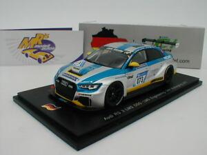 【送料無料】模型車 スポーツカー スパークアウディニュルブルクリンクspark sg305 audi rs 3 lms 24h nrburgring dsglms enigineering 2017 143