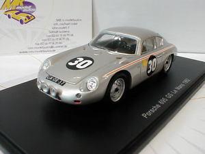 【送料無料】模型車 スポーツカー スパークポルシェルマンデボーフォートspark s1878 porsche 695 gs 30 24h lemans 1962 pon, godin de beaufort 143