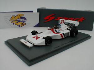 【送料無料】模型車 スポーツカー スパークオランダジェームズハントspark s2239 hesketh 308 no 24 winner dutch gp 1975 james hunt 143