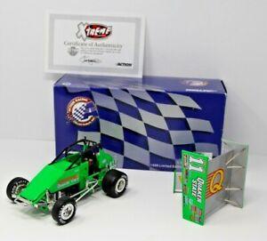 【送料無料】模型車 スポーツカー 1999スティーヴkinserクエーカーステート118アクションxtremeスプリントカーダイカストエド1999 steve kinser quaker state 118 action xtreme sprint car diecast li