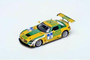 【送料無料】模型車 スポーツカー スパークメルセデスベンツグアテマラカーコレクションモータースポーツspark 143 mercedes benz sls amg gt3 n31 car collection motorsport sg195