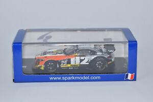 【送料無料】模型車 スポーツカー スパークグアテマラ#チームブランパンspark bmw z4 gt3 25 team tds h2 pharma blancpain 2013 143 boxedmibsf059