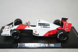 【送料無料】模型車 スポーツカー 143rbaモデルマクラレンmp45b f1レーシングカーモデルアイルトンセナ1990143 scale rba model mclaren mp45b f1 racing car model ayrton senna 1990