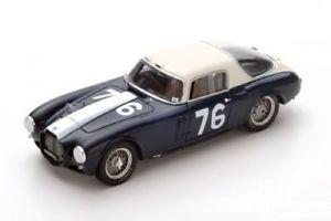 【送料無料】模型車 スポーツカー スパークランチア#タルガフローリオ43tf53 spark 143 lancia d20 76 winner targa florio 1953 umberto maglioli