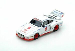 【送料無料】模型車 スポーツカー スパークポルシェセブリングspark 143 porsche 935 n9 winner sebring 12h 1978 43se78