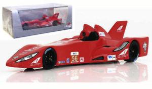 【送料無料】模型車 スポーツカー ルマンレッドシカゴプレゼンテーションカーbizarre b1000 143 2011 nissan deltawing le mans red chicago presentation car