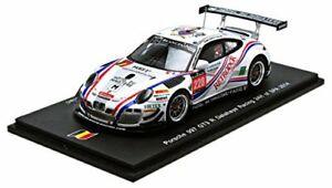 【送料無料】模型車 スポーツカー ポルシェグアテマラチームレース#スパスパークモードporsche 911 9972 gt3 r team delahaye racing 228 spa 2014 spark 143 sb084 mode