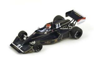 【送料無料】模型車 スポーツカー ウィリアムズアフリカグランプリスパークモデルwilliams fw05 m leclere 1976 n21 13th south african gp 143 spark s4046 model