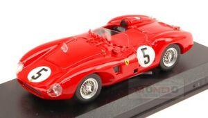 【送料無料】模型車 スポーツカー フェラーリ625 lm513500マイルアメリカ1962ゲルバー143art313ferrari 625 lm 5 13th 500 miles road america 1962 gerberbridge 143 way art313