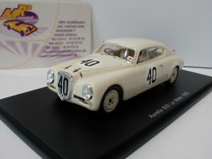 【送料無料】模型車 スポーツカー スパークランチアアウレリアルマンspark s4392 lancia aurelia b20 40 24h lemans 1952 bonetto, anselmi 143