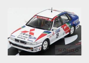 【送料無料】模型車 スポーツカー ギャラン#ラリーロンバードモデルmitsubishi galant vr4 19 winner rally lombard rac 1989 143 raltwjp009 model