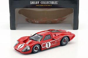 【送料無料】模型車 スポーツカー フォード#ルマンガーニーフォイトford gt40 mk iv 1 winner 24h lemans 1967 gurney, foyt 118