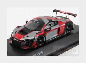 【送料無料】模型車 スポーツカー アウディアウディスポーツチームシーズンスパークモデルaudi r8 lms team audi sport 0 press season 2017 spark 143 5021700331 model
