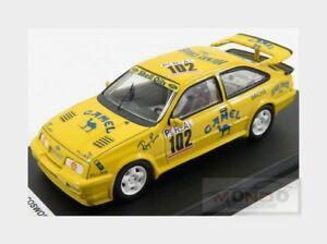 【送料無料】模型車 スポーツカー フォードシエラコスワースヨーロッパラリーポルトガルford sierra cosworth rs500 european rally portugal 1992 trofeu 143 trfgrb07 mod