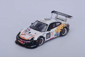 【送料無料】模型車 スポーツカー ポルシェグアテマラブランパン#スパスパークporsche 911 9972 gt3 r blancpain 33 24h spa 2012 e dermont spark 143 sp118 mo