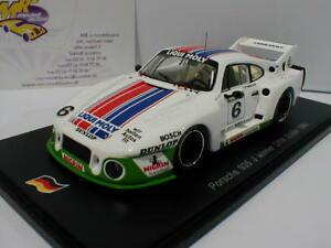 【送料無料】模型車 スポーツカー スパークポルシェゾルダーspark sg027 porsche 935 j 6 drm zolder 1980 rstommelen 143
