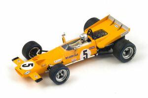 【送料無料】模型車 スポーツカー マクラーレンマクラーレン#フランスグランプリモデルスパークモデルmclaren m7c b mclaren 1969 5 4th french gp 143 model s3132 spark model