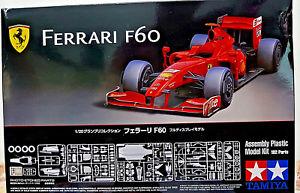 【送料無料】模型車 スポーツカー フェラーリf60 2009tamiyaキット20059120ferrari f60 2009tamiya kit 120 20059 with engraved photo parts