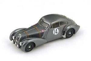 【送料無料】模型車 スポーツカー トルコプレビューヘイスパークモデルbentley corniche n14 22th lm 1951 soltan hayt clarke 143 spark s3819 model