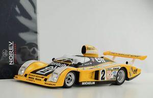【送料無料】模型車 スポーツカー ルノーアルパインルマン#118 renault alpine a442 24h le mans 2 pironi gangant jaussaud eleven norev 1978