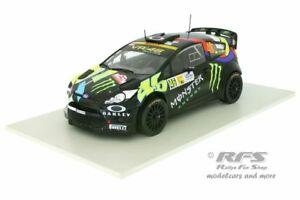【送料無料】模型車 スポーツカー フォードフィエスタロッシモンツァラリーショーネットワークford fiesta rs wrc valentino rossi monza rally show 2012 118 ixo 18rmc016
