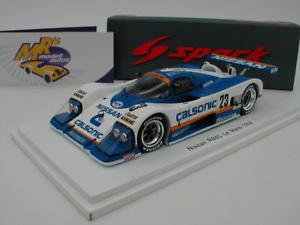【送料無料】模型車 スポーツカー スパークルマンspark s5080nissan r88c no 23 24h le mans 1988 hoshinowadasuzuki 143