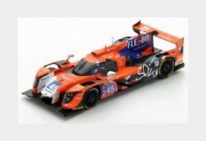 【送料無料】模型車 スポーツカー ギブソンチームアルガルベプロレーシング#ルマンスパークligier js p217 gibson team algarve pro racing 45 le mans 2017 spark 143 s5828
