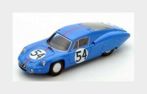 【送料無料】模型車 スポーツカー アルプスm654 24hルマン1964pビダールhgrandsireスパーク143 s5682モデルalpine m6 54 24h le mans 1964 p vidal h grandsire blue spark 143 s5682 m