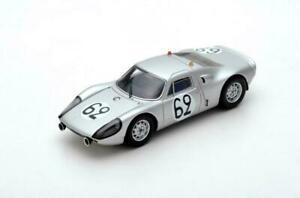 【送料無料】模型車 スポーツカー スパークポルシェルマンspark 143 porsche 90404 gts n62 le mans 1965 c poirot r stommelen s4684